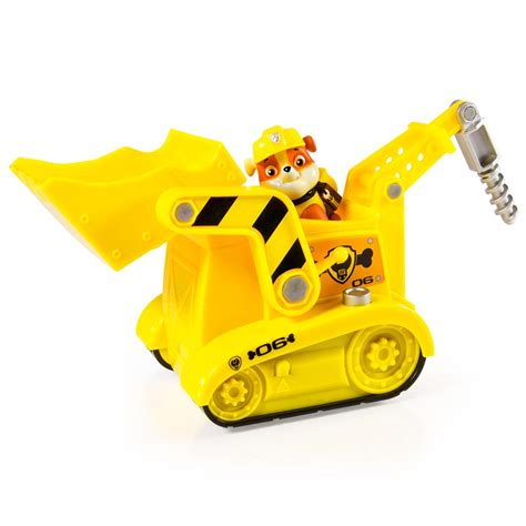 paw patrol lights and sounds rubble s lights sounds bulldozer products paw patrol