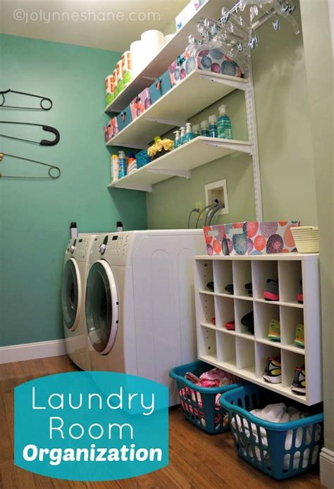 utility room organization laundry room makeover