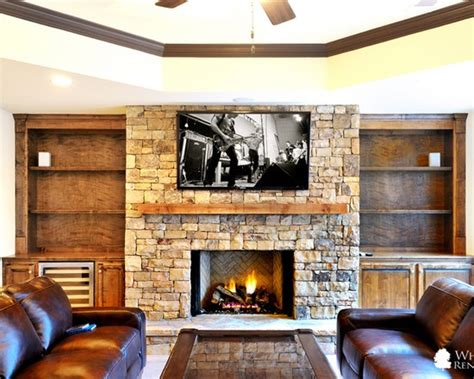 1000 ideas about basement fireplace on