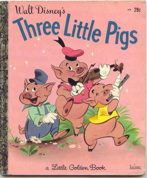 Bundling Dan Three Pigs Anak sadis dan di balik 10 dongeng anak anak