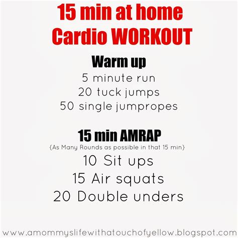 a s with a touch of yellow at home workout 4