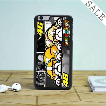 3d Valentino Motogp Iphone Casing Iphone 4 Iphone 5 valentino vr46 guido graphic motogp from antapany