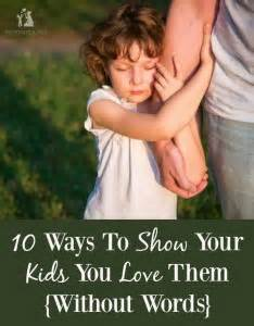 10 Ways To Show Your by My Mission Moments A Day