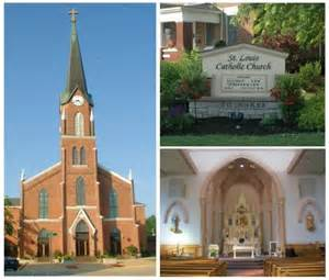 St Louis Catholic Church St Louis Catholic Church Batesville Indiana Home