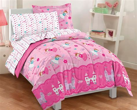 princess bedding twin new magical princess hearts pink girls bedding comforter
