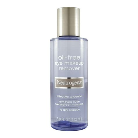Makeup Remover buy free eye makeup remover 112 ml by neutrogena