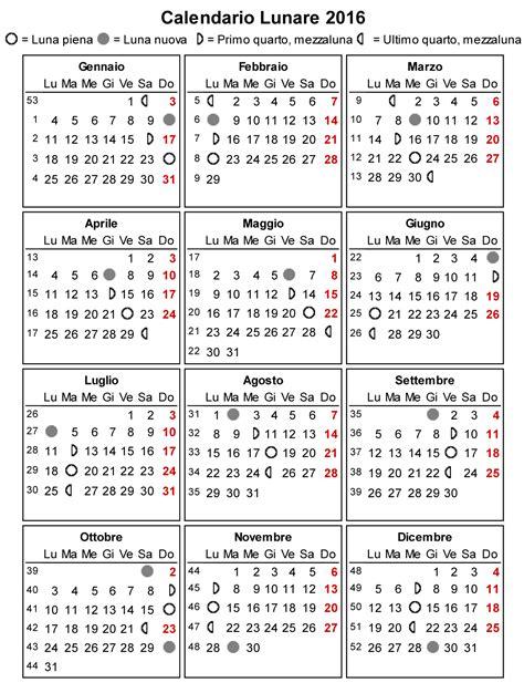 Calendario Lunare Calendario Lunare 2014 La Gravidanza