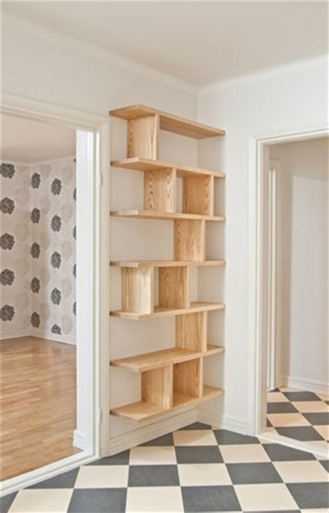 diy bookshelves home corner space built