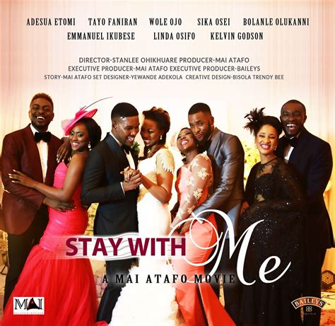 film romantis stay with me fashion to film mai atafo debuts quot stay with me the movie
