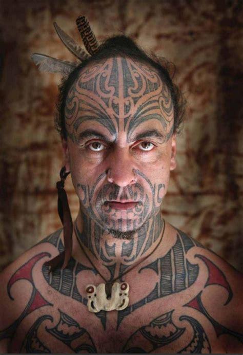 maori face tattoo 35 best maori warrior designs images on