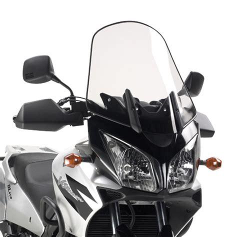 Visor Windshield Suzuki Address givi d260st suzuki dl 650v v strom clear motorcycle screen