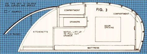 teardrop trailer floor plans trailer for two 11 trailer box pinterest teardrop