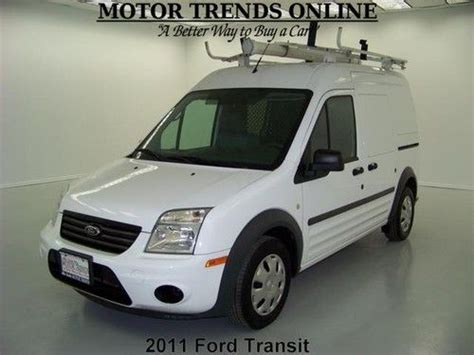 Ford Connect Racking by Purchase Used 2011 Ford Transit Connect Xlt Cargo Ladder