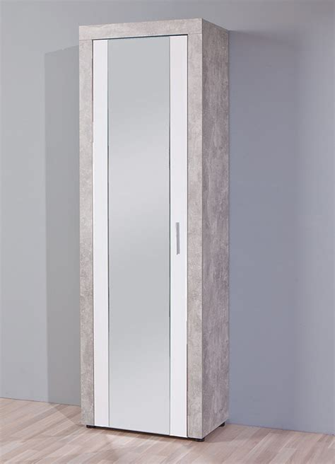 Armoire à Chaussure by Armoire 224 Chaussure Beton Hell B 233 Ton Blanc