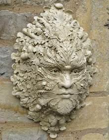 Cement Garden Art - green man garden ornament ilmington garden ornaments online green man garden ornaments buy uk
