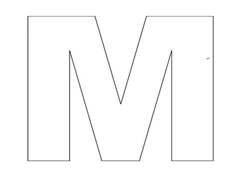 Alphabet M Coloring Pages by Letter M Coloring Page Pages Alphabet Grig3 Org