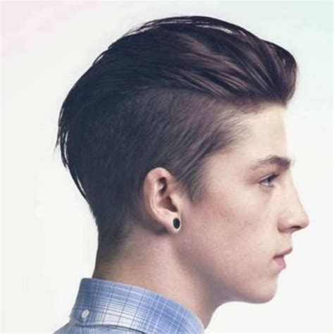 men hairstyle from back side back side hair style man hairstyle for men to the back