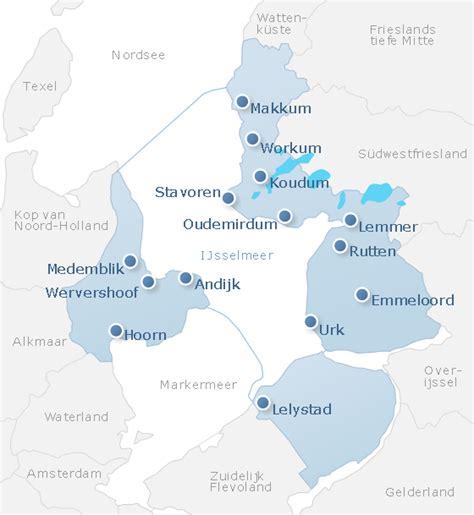 map ijsselmeer netherlands rent houses and apartments in ijsselmeer