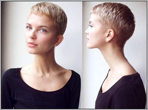 short back and sides pixie hair styles shaved back and sides with fringe google search hair