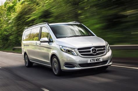 Home Exterior Styles by Mercedes Benz V Class Review 2017 Autocar