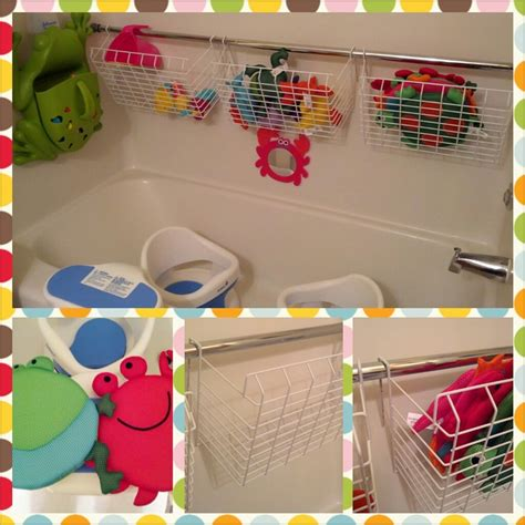 more bath storage use utility wire baskets designed