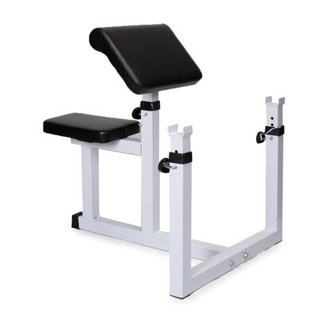 bench press with preacher curl home gym equipment sears