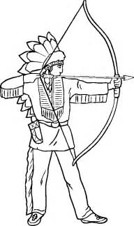 indian coloring pages free coloring pages of american indians