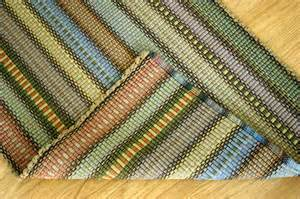Cotton Runner Rug Washable Handwoven Rag Rug Woven Cotton Rug Runner By Texturesgallery