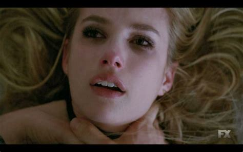 how to choke a girl in bed american horror story episode 3 13 the seven wonders
