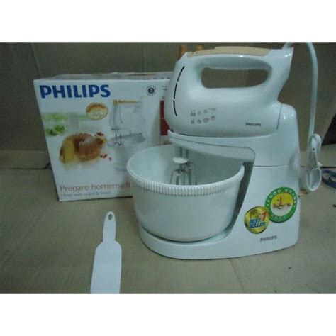 Mixer Philips Bekas philips stand mixer philips hr 1538 elevenia