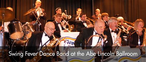 swing bands list welcome to the swing fever dance band