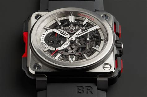 bell and ross br x1 skeleton chronograph