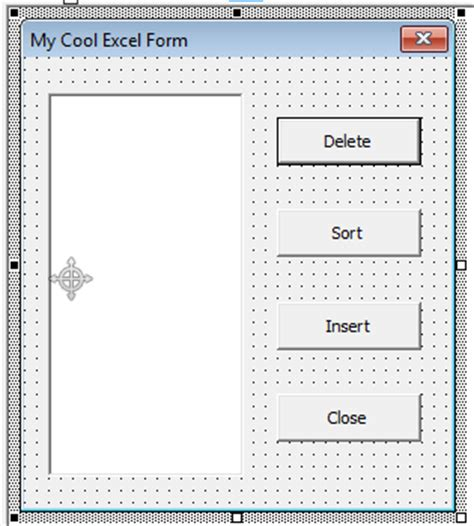 userform layout event vba moving vba code and forms into personal xlsb