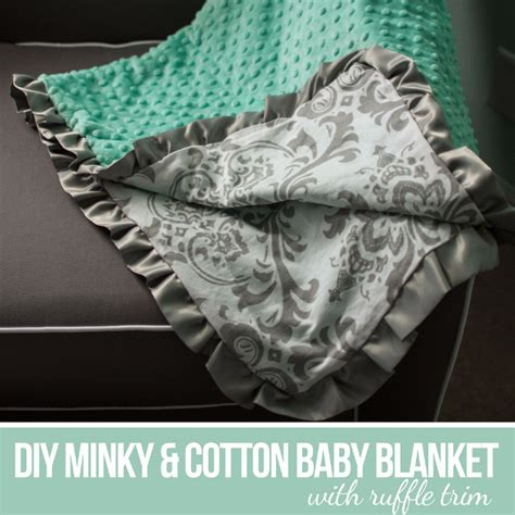 diy blanket 36 best diy gifts to make for baby diy