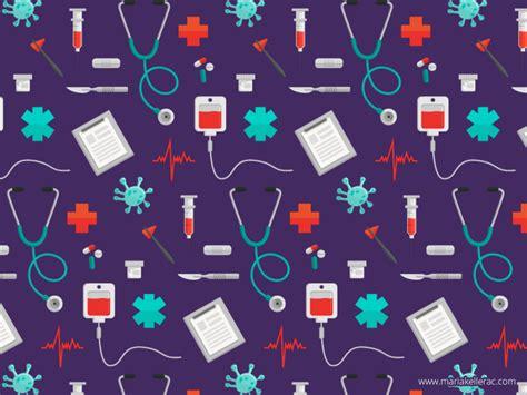 Cute Medical Pattern | medical pattern by kellerac on deviantart