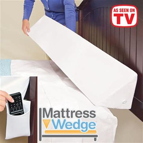 mattress wedge home decor bedding freshfinds