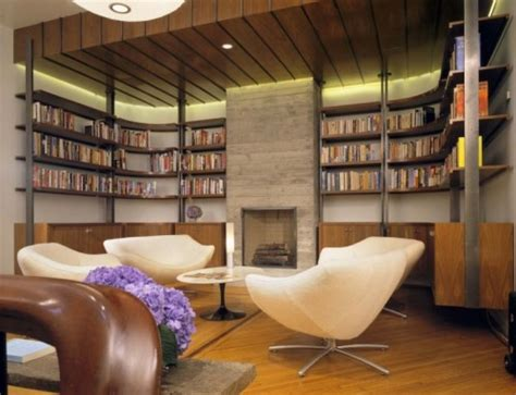 modern home library interior design 7 modern home library designs to inspire shelterness