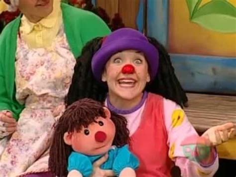 lunette from the big comfy couch big comfy couch ouch youtube
