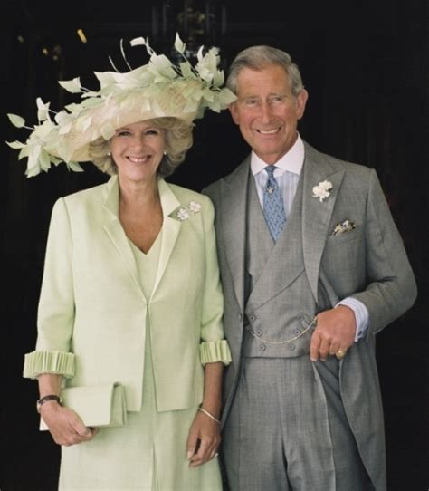Prince of Wales and the Duchess of Cornwall   Kings and