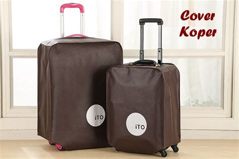 jual cover koper yang sering traveling wajib punya koper