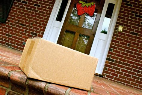 Does Ups Leave Packages At The Door by Keep A Closer Eye On Packages Digital Zen
