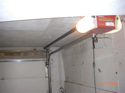 Garage Door Opener Installation Garage Door Opener Internachi Inspection Forum