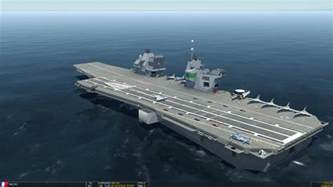 new version aircraft carrier de gaulle and pa2 and