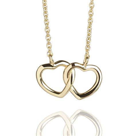 hearts entwined a historical novella collection hearts entwined necklace gold vermeil necklaces