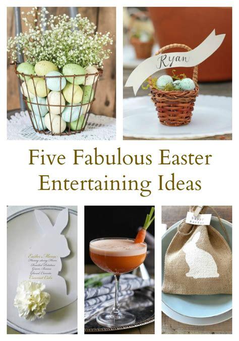 five entertaining ideas for easter ellery designs