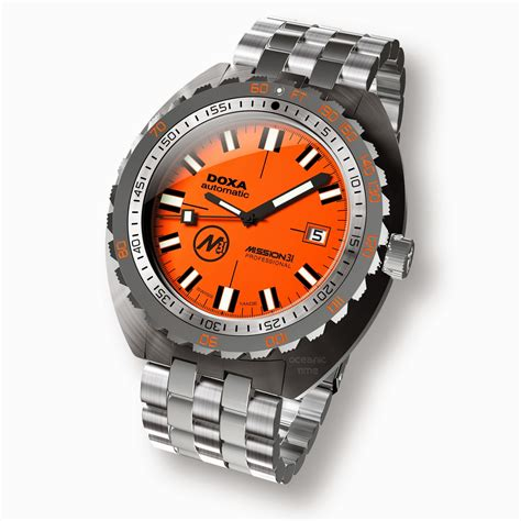 doxa dive oceanictime doxa mission 31 sub professional on a mission