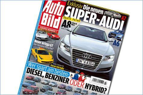 Autobild Inserate by Die Neuen Audi Autobild De