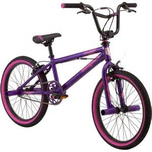 20 quot mongoose wired freestyle girls bmx bike walmart com