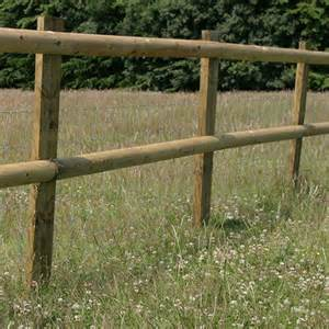 Handrail Bolts Uk Half Round Post And Rail Fencing 2 Rail Gt Post And Rail