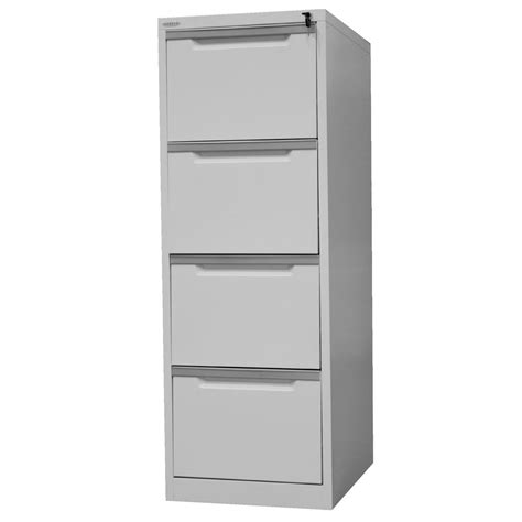 Steelco 4 Drawer Filing Cabinet Silver Grey Officeworks 4 Drawer Metal Filing Cabinet